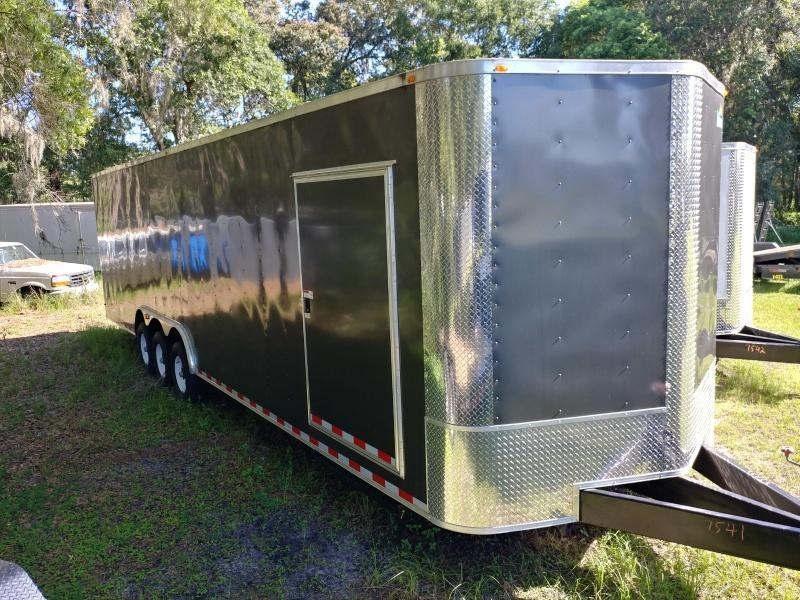 2017 Arising 8.5 x 32 Enclosed Cargo Trailer