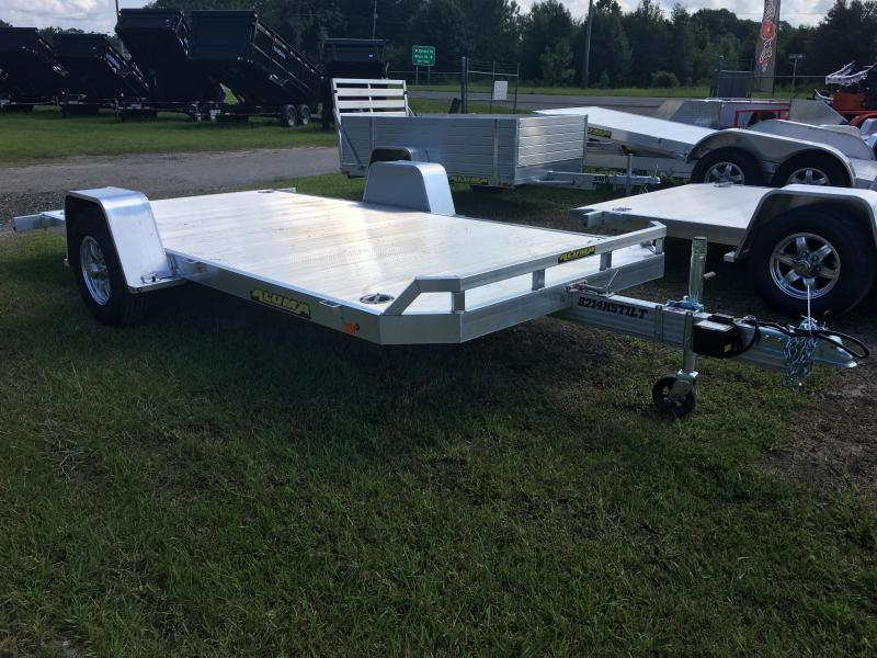 2019 Aluma 8214HSTilt Multi-Purpose Trailer