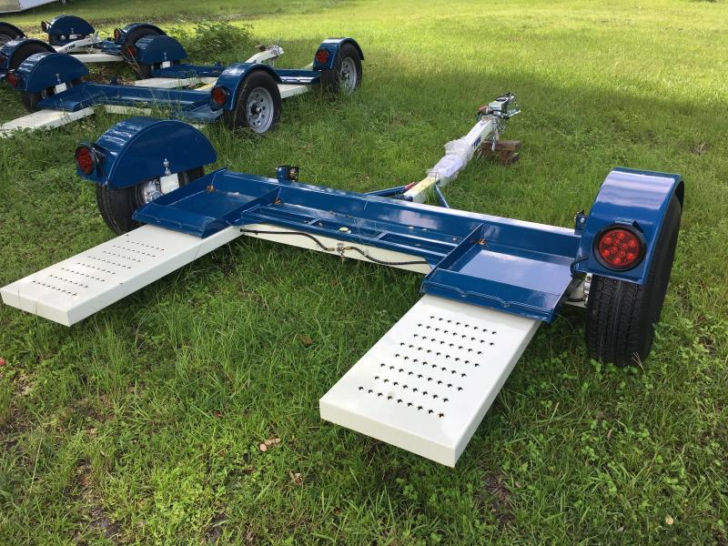 2018 Stehl ST80TD Tow Dolly