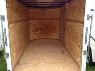 6x10 Trailers Enclosed Cargo Trailer