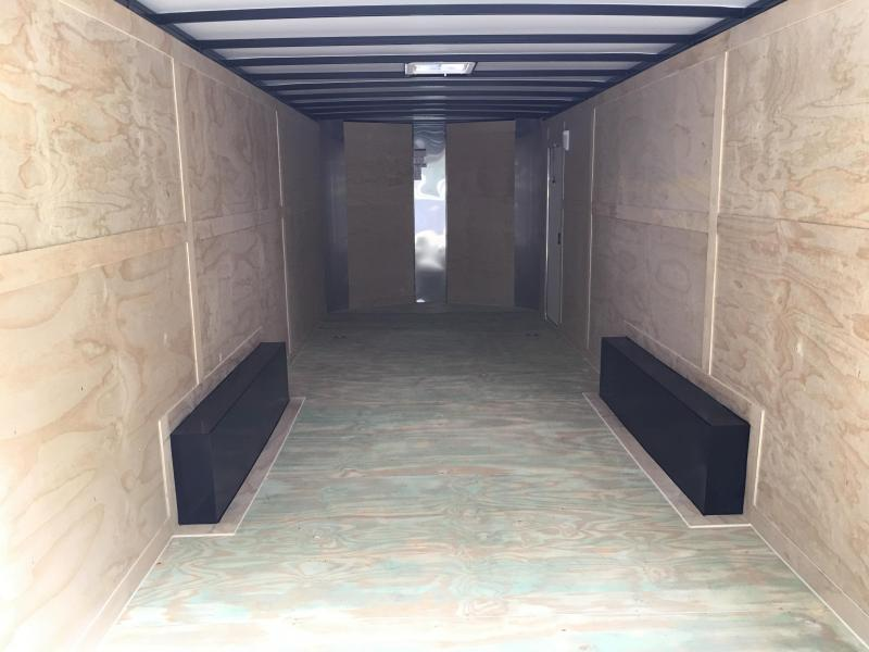 2018 Arising 8.5x24 Tandem Axle Enclosed Cargo Trailer