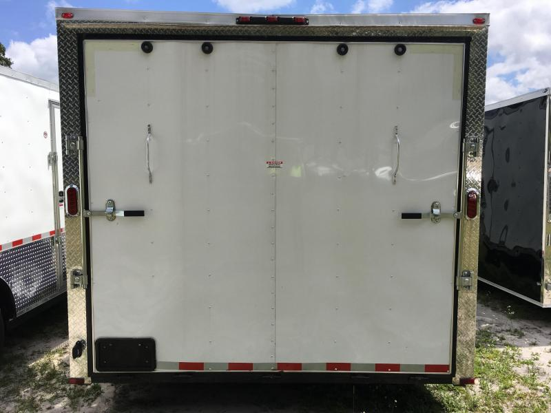 2018 Arising 8.5x18 Tandem Axle Enclosed Cargo Trailer
