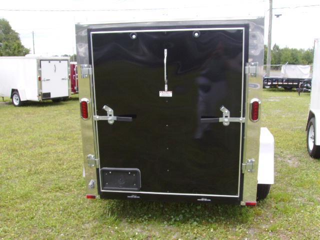 5x8 Arising Trailer Enclosed Cargo Trailer
