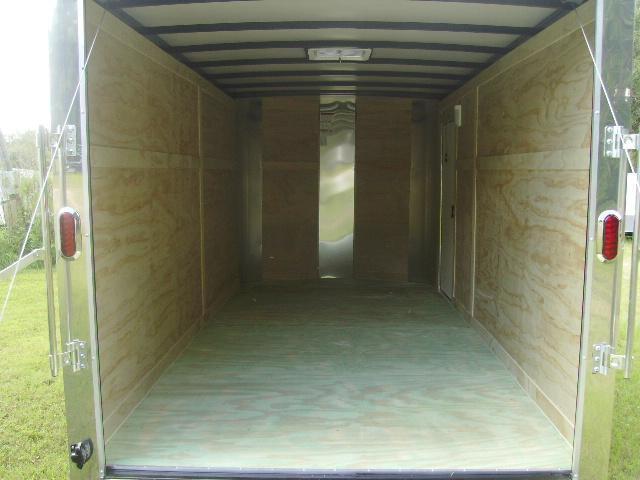 7x14 Arising Trailers  Enclosed Cargo Trailer