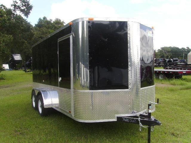 Enclosed Cargo Trailers Southern Wholesale Trailers