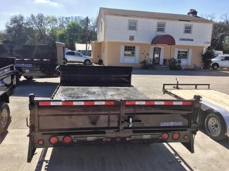 2017 Load Trail Tandem Axle Dump Trailer