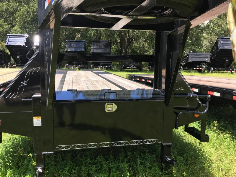 2018 Load Trail 8.5x34 Gooseneck Equipment Trailer