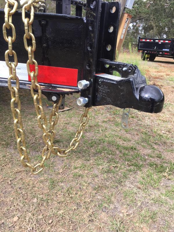 2018 Load Trail 102x24 Straight Deck Equipment Trailer