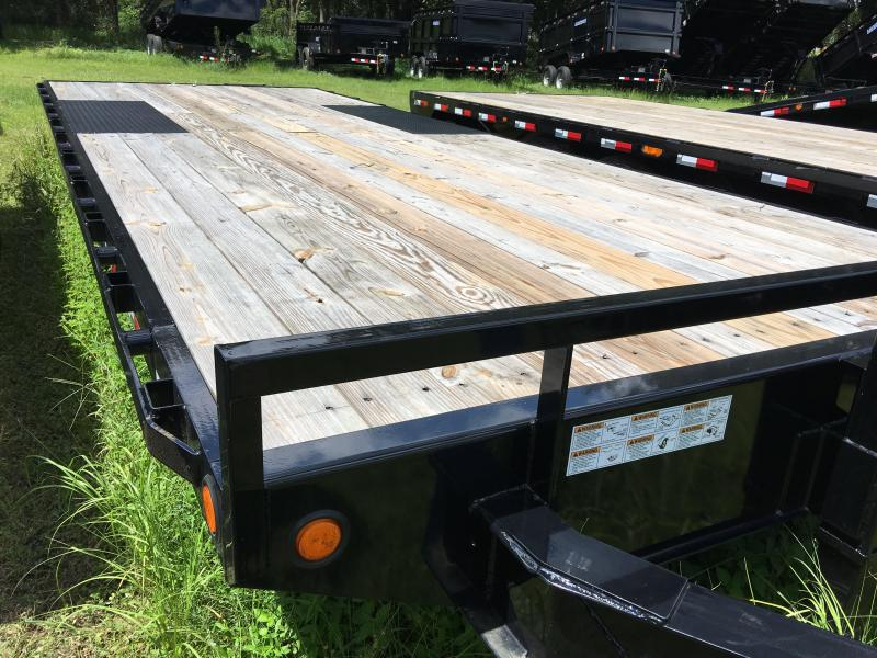 2018 Load Trail 8.5x22 Pintle Equipment Trailer