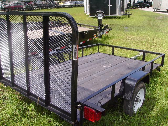 5x10 Load Trail Trailers Open Utility Trailer