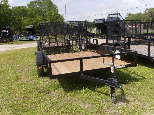 6x12 Triple Crown Trailers TANDEM Utility Trailer