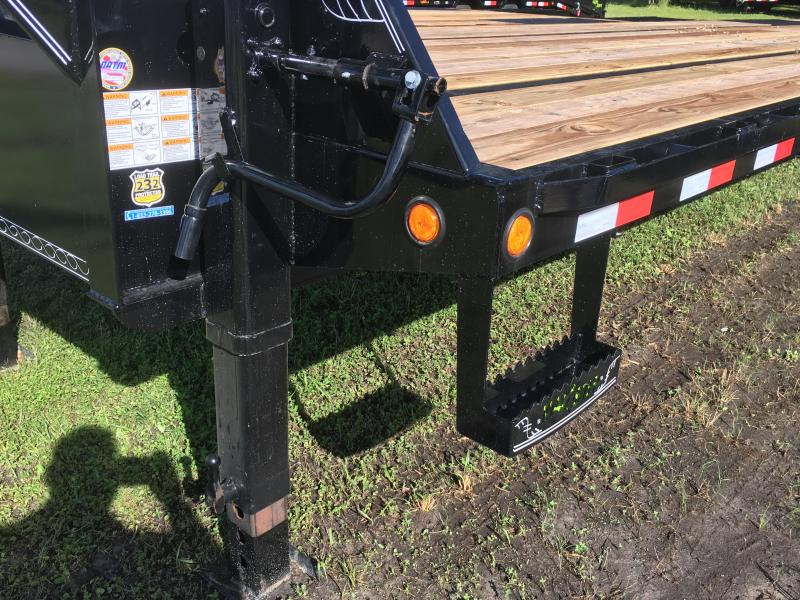 2019 Load Trail 8.5x40 Gooseneck Equipment Trailer