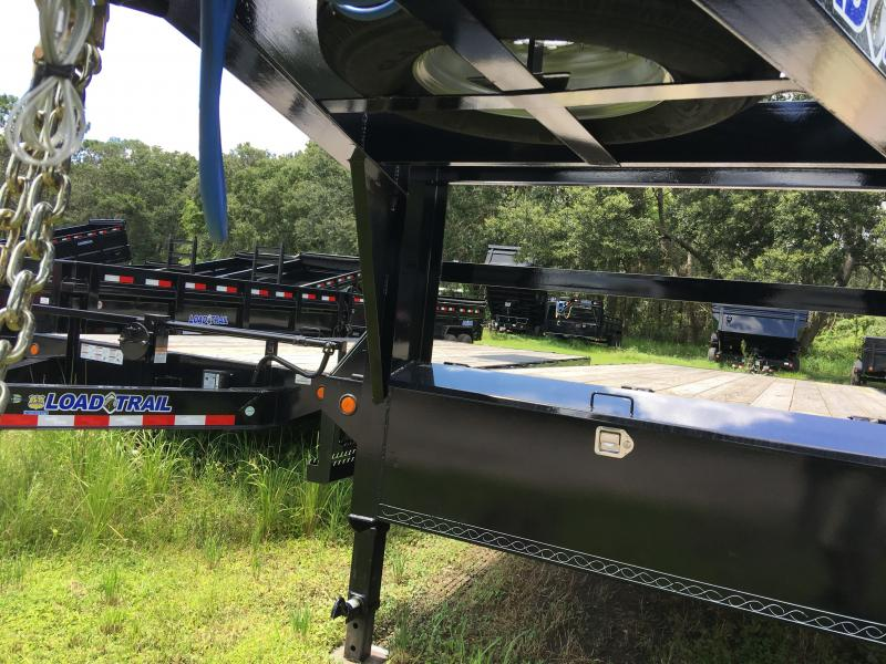2018 Load Trail 8.5x24 Gooseneck Equipment Trailer
