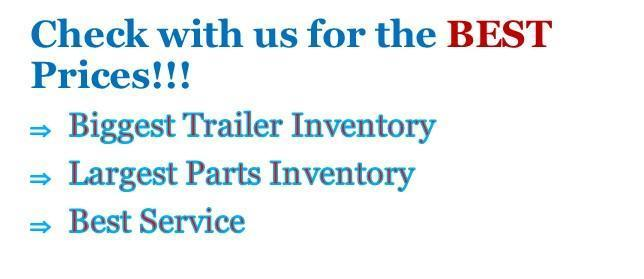 *Trailers*Full Service*Trailer*Parts*Trailer*