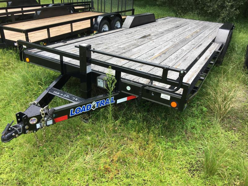 2017 Load Trail 8.5x22 Car / Racing Trailer