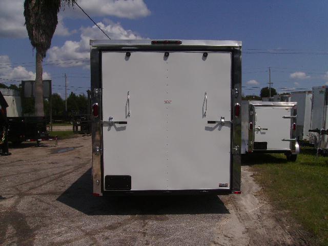 7x16 Arising Trailers Enclosed Cargo Trailer