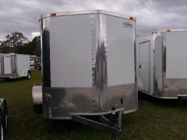 7x12 Arising Trailers Enclosed Cargo Trailer