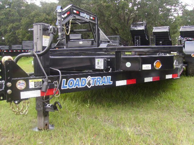 7X22 Load Trail Trailers  Low-Pro Tilt Deck Trailer