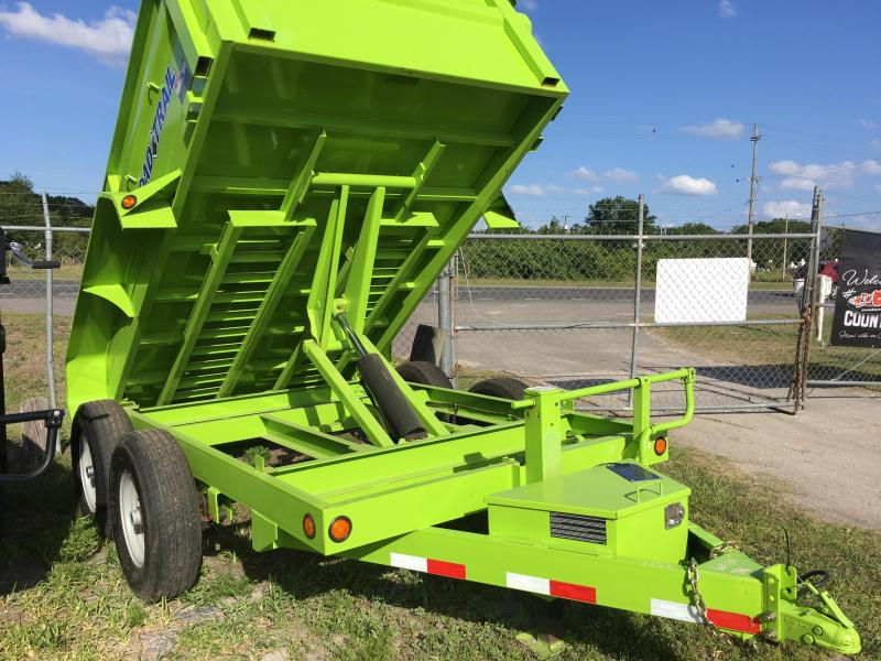 2018 Load Trail 6x10 Dump Trailer