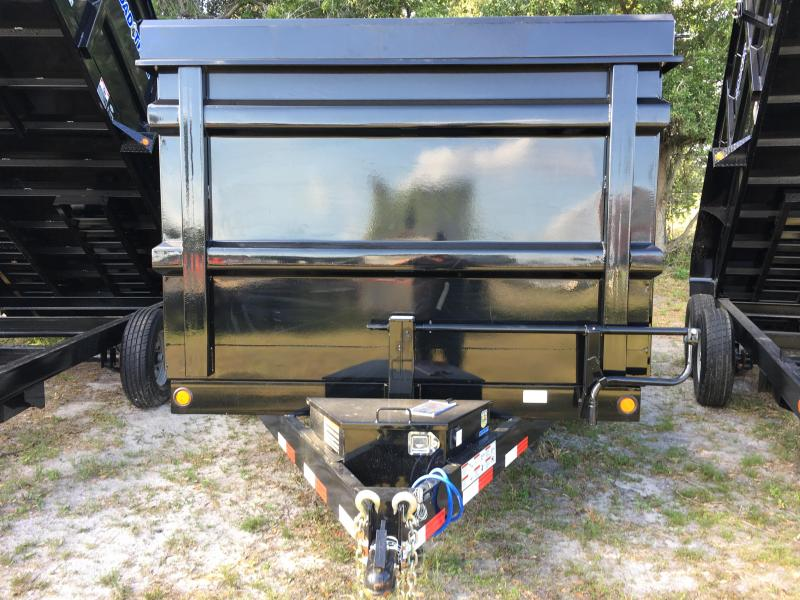 2019 Load Trail 7X14 Dump Trailer (4ft Sides)