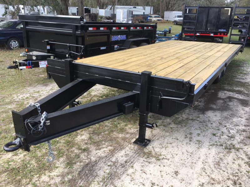 2018 Emmerson 8.5x26 Equipment Trailer