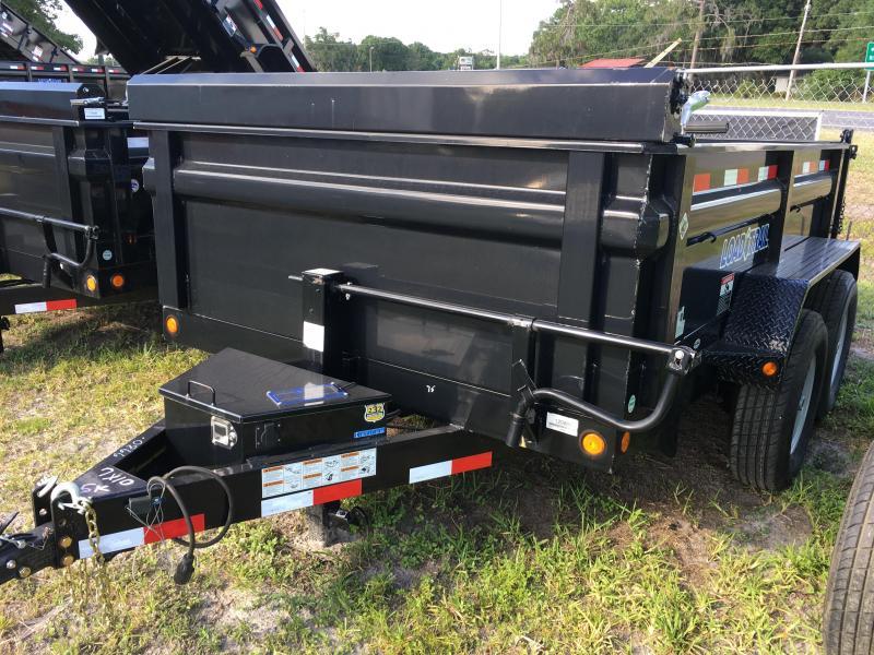 2019 Load Trail 7x10 Dump Trailer w/ 5K