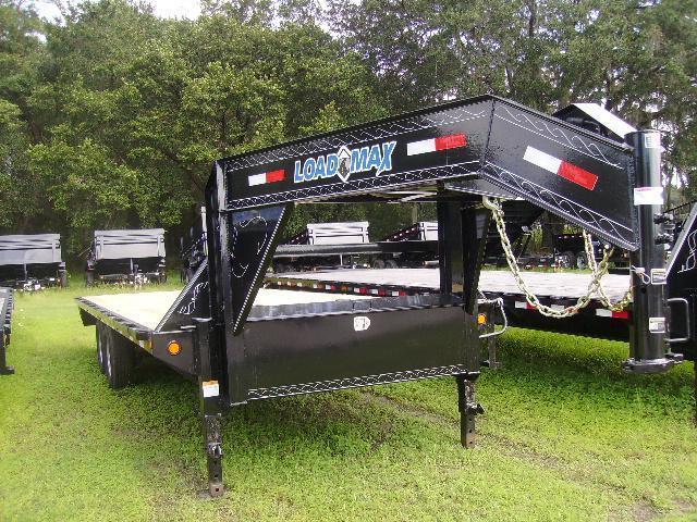 8.5x22 Load Trail Trailers Heavy Duty Gooseneck Trailer