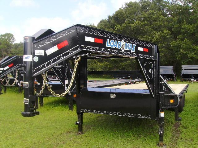 8.5x22 Load Trail Trailers Heavy Duty Gooseneck Trailer