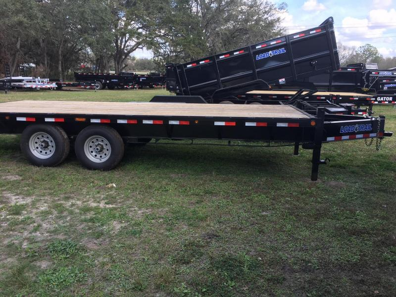 2018 Load Trail 8.5x20 Equipment Trailer
