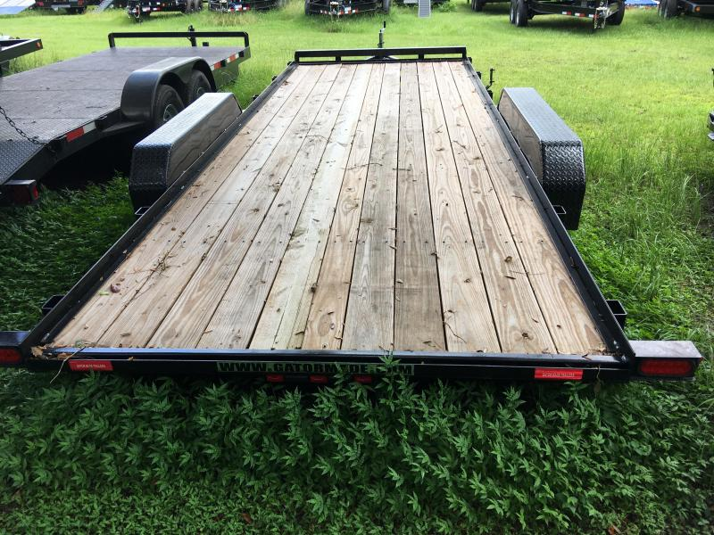 2018 Gatormade Trailers 7x20 Car / Racing Trailer