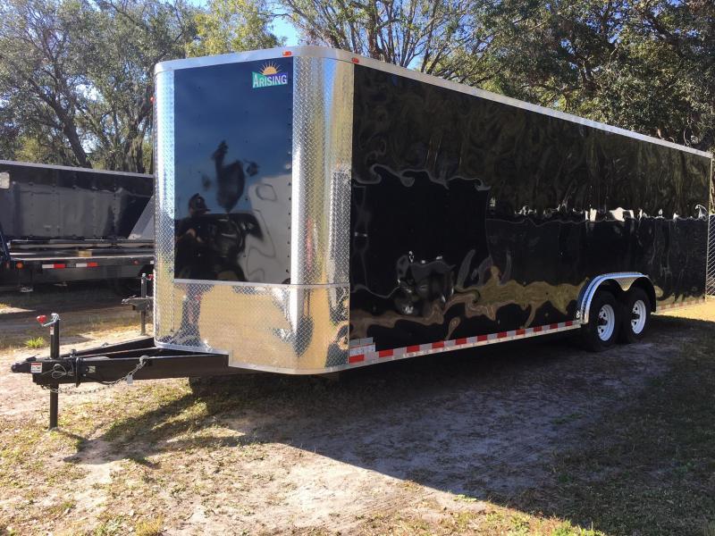 2018 Arising 8.5x24 Enclosed Cargo Trailer