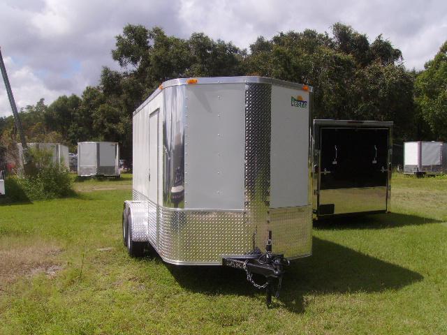 6x12 Arising Trailers Enclosed Cargo Trailer