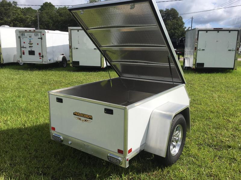 2018 Aluma 4x6 All-Purpose Enclosed Enclosed Cargo Trailer