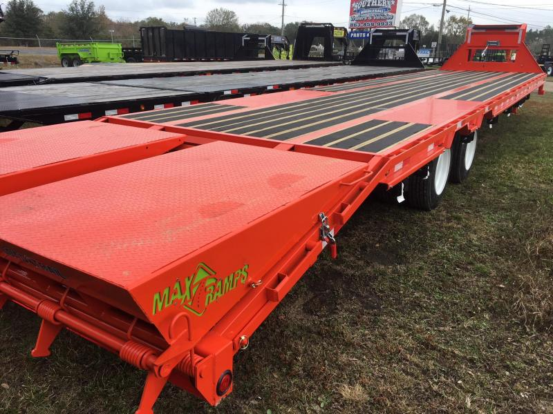 2018 Load Trail 102x40 Low-Pro Gooseneck Equipment Trailer