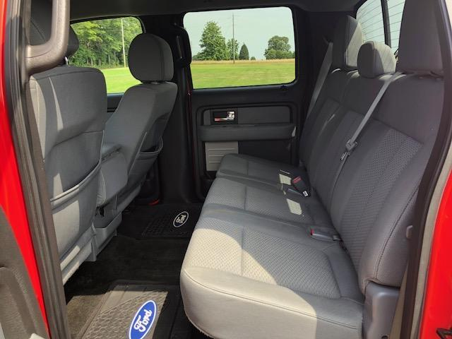 2014 Ford F150 Supercrew 4x4 Truck