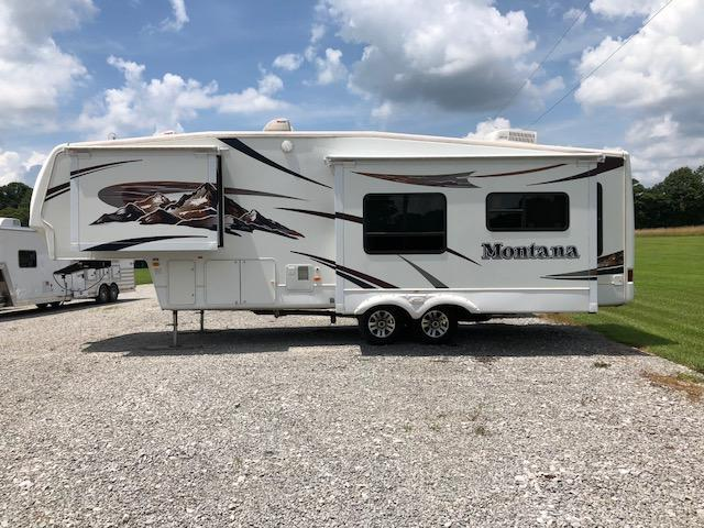 2007 Keystone RV Montana Fifth Wheel Travel Trailer
