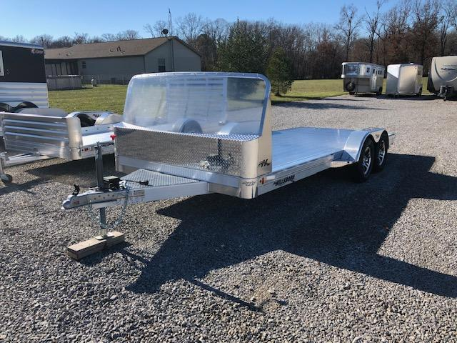 2019 Hillsboro Industries Open Car Hauler Car / Racing Trailer