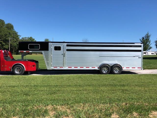 2019 Hillsboro Industries Endura Stock Combo Livestock Trailer