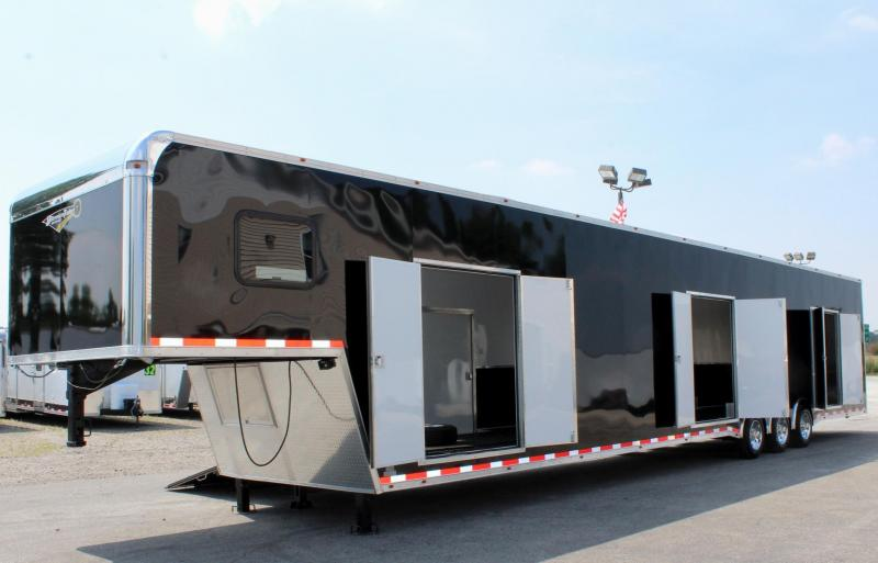 <b>Multi-Car Transport Dream Trailer</b> 2020 53' Millennium Platinum Car with all the Extras!  in Ashburn, VA