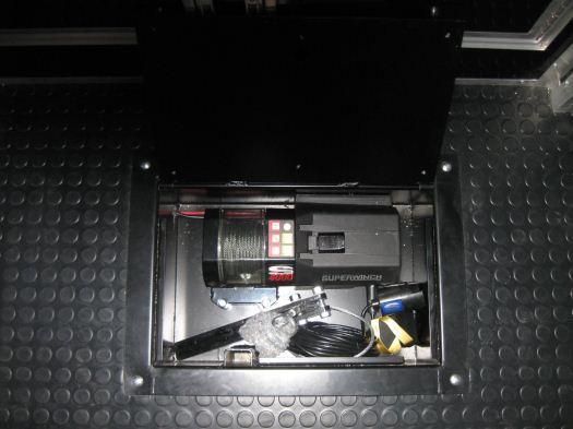 32' Millennium Enclosed Car Trailer w/Custom Ramp Overs