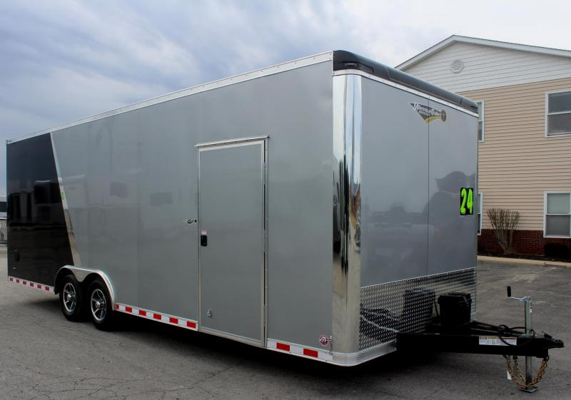 2020 24' Millennium Star Car Trailer LOADED in Ashburn, VA