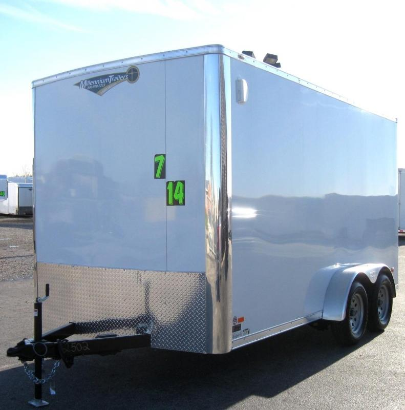 """7'x14' Scout Cargo Plus Pkg. 12"""" Extra High PLUS Free Upgrades  in Ashburn, VA"""