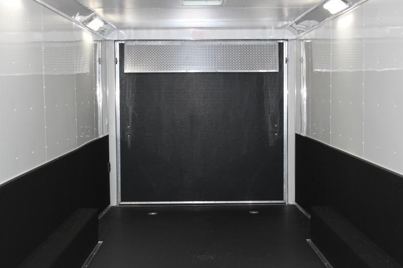<b>NOW READY</b> 2020 40' Millennium Extreme Gooseneck Race Trailer