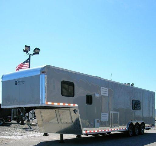 Custom 36' Living Quarter Trailer in Ashburn, VA