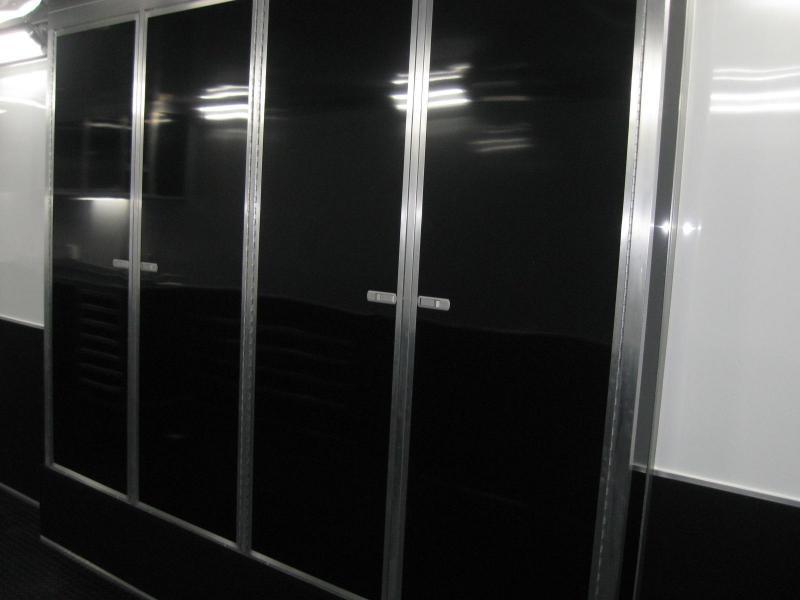 2019 32' Icon Enclosed Car Trailer LOADED