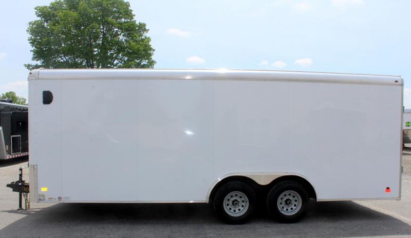 Deluxe Interior Pkg 2019 Screwless 20' Haulmark Transport Car / Racing Trailer
