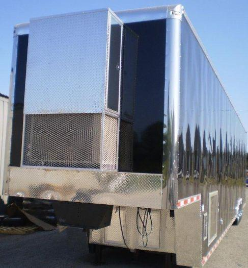 Custom 53' NASCAR Type Lift Gate Trailer in Ashburn, VA