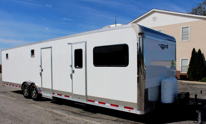 **Fantastic July 4th Savings** 2019 32' Millennium 12'XE Living Quarters w/20' Cargo