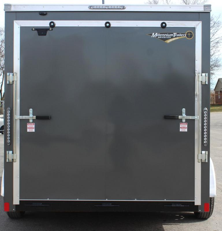"7'x14' Scout Cargo Plus Pkg. 6"" Extra High PLUS Free Upgrades"