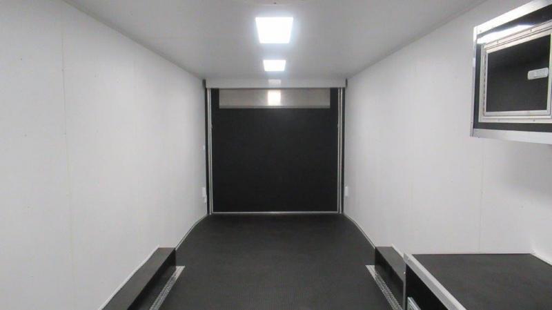<b>Internet Special SAVE $8000 NOW $67999</b> 2019 Black Out 48' Millennium Trailer w/14' +8' Living Quarters